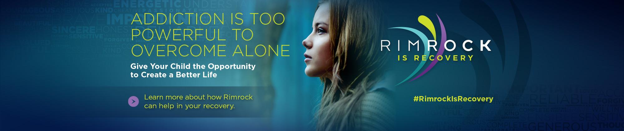 Rimrock Foundation - Rimrock is Recovery - Adolescents