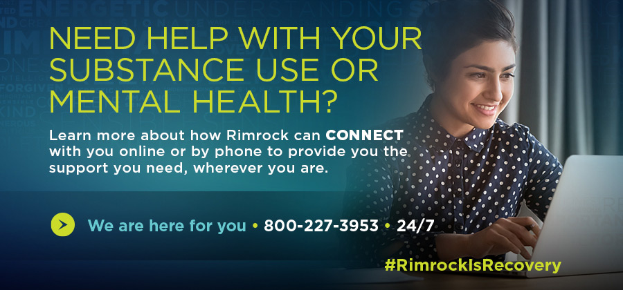 Rimrock - Rimrock is Recovery - Connect