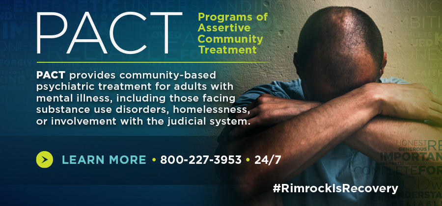 Rimrock - Rimrock is Recovery - PACT
