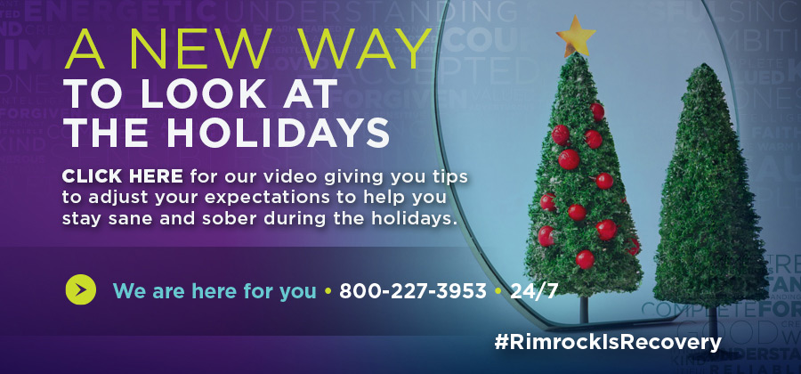 Rimrock - Rimrock is Recovery - Sane and Sober