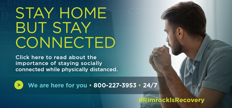 Rimrock - Rimrock is Recovery - COVID-19