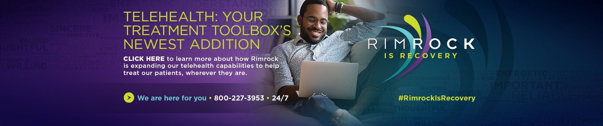 Rimrock - Rimrock is Recovery - Telehealth